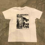 "CAMISETA THE HUNDREDS ""RIOT"" BRANCA"