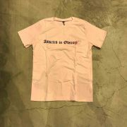 "Camiseta The Rocks ""Addicted Obscore"" Rosa"