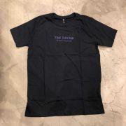 """Camiseta The Rocks """"Diana Busted"""" Azul Escuro"""