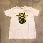 "Camiseta The Rocks ""F*ck World"" Branca"