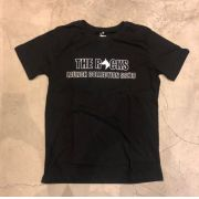 "Camiseta The Rocks ""LAUNCH COLLECTION"" Preta"