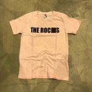 "Camiseta The Rocks ""Logo Breanking"" Rosa"