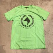 "Camiseta The Rocks ""Logo Greek"" Verde"