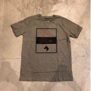 """Camiseta The Rocks """"POWERFULL STONE"""" Cinza Escuro"""