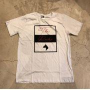 "Camiseta The Rocks ""POWERFULL STONE"" Gelo"