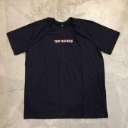 """Camiseta The Rocks """"Snake"""" Preta"""