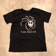 "Camiseta The Rocks ""Spider Rocks"" Preta"