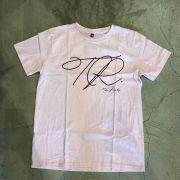 "Camiseta The Rocks ""T.R BIG LOGO"" Rosa"