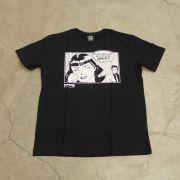 "Camiseta Thrasher ""Cartoon"" Preta"