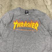 Camiseta Thrasher Manga Longa