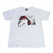 "Camiseta Thrasher ""New Cartoon"" Branca"