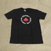 "Camiseta Thrasher ""Skate or Die"" Preta"