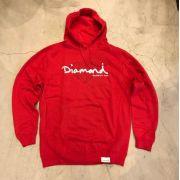 "Moletom Diamond ""OG Logo"" Vermelho"