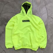 """Corta Vento The Rocks """"Logo Box"""" Verde Neon"""