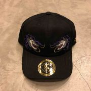 "DAD HAT OTHER CULTURE ""DRAGON"" PRETO"