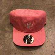"""DAD HAT OTHER CULTURE """"PLAYBOY"""" ROSA"""