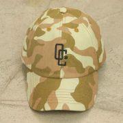 "Dad Hat Overcome ""Logo"" Desert Camo"