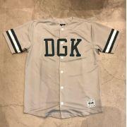 "Jersey DGK ""Champ Baseball"" Cinza"