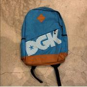"""Mochila DGK """"Denium"""" Azul Claro"""