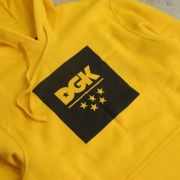 "Moletom DGK ""New All Star"" Amarelo"