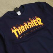 Moletom Thrasher Careca