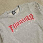Moletom Thrasher Careca