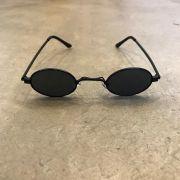 "Óculos Vintage ""JLennon"" Preto/Preto"