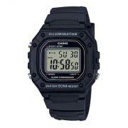 Relógio Casio W-218H-1AV PRETO