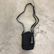 """Shoulder Bag Overcome """"Waterproof"""" Preta"""