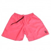 "Swimming Shorts Overcome ""OC Logo"" Pink"