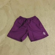 "Swimming Shorts Overcome ""OC Logo"" Roxo"
