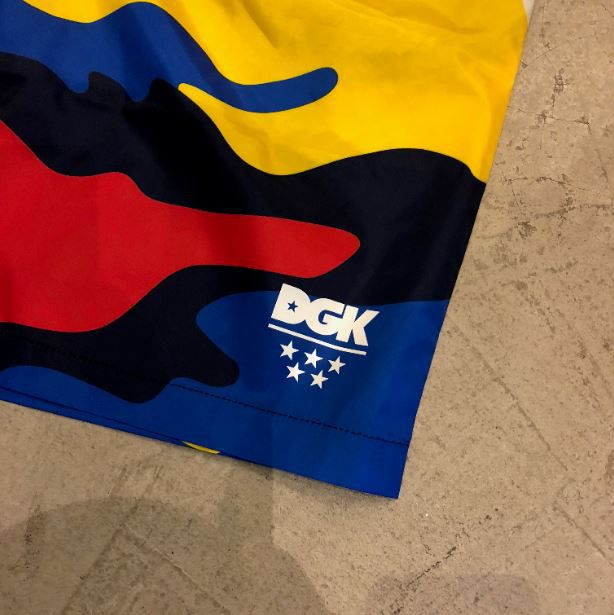 "Bermuda DGK Muti Color ""Camo"""