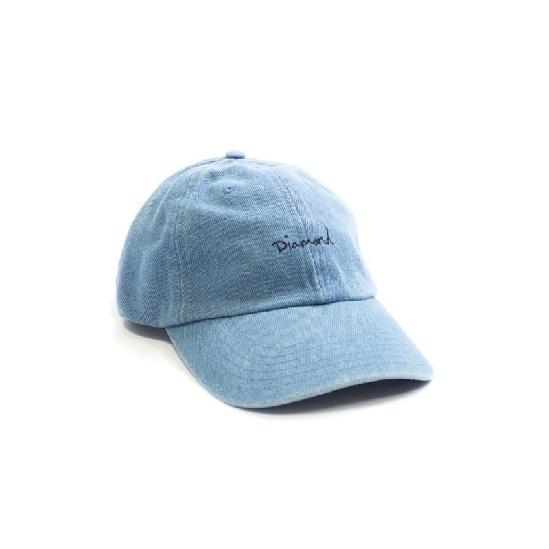 75544e4164093 Boné Dad Hat Diamond