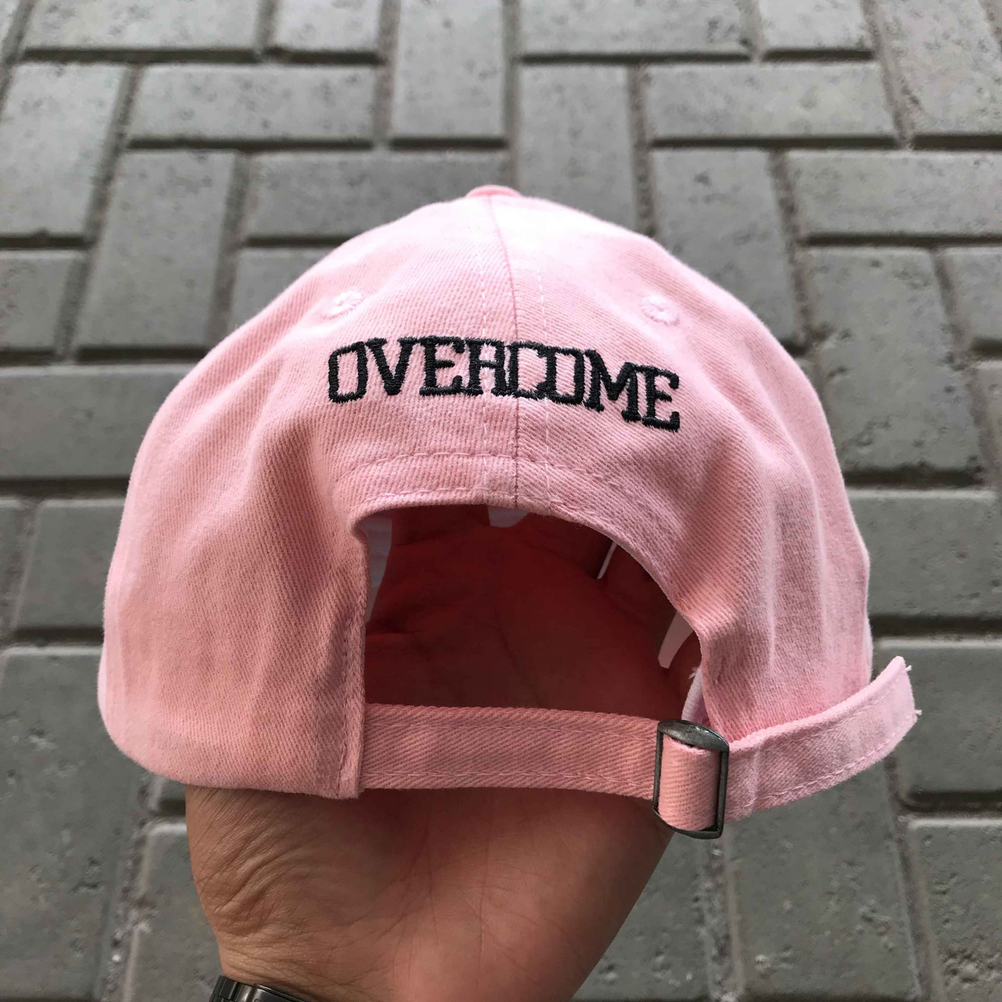 "Dad Hat Overcome ""AK"" Rosa"