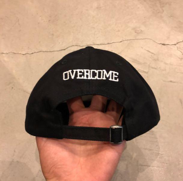 """Dad Hat Overcome """"Audio"""" Preto"""