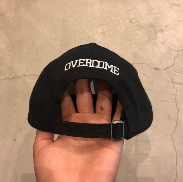 "Dad Hat Overcome ""Cry Now Laugh Later"" Preto"