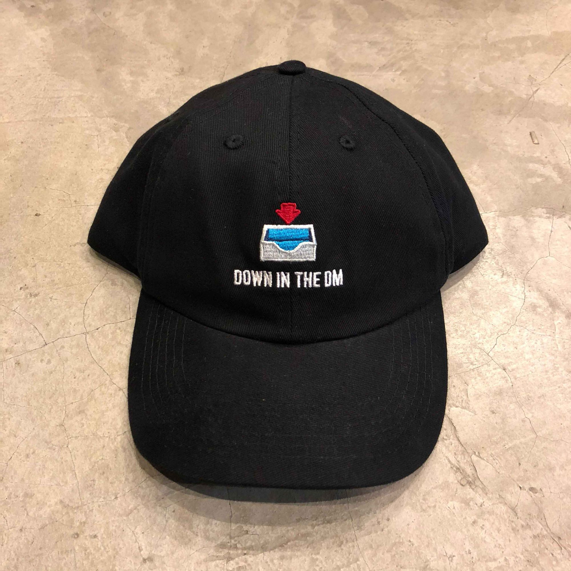 BONÉ DAD HAT OVERCOME CO