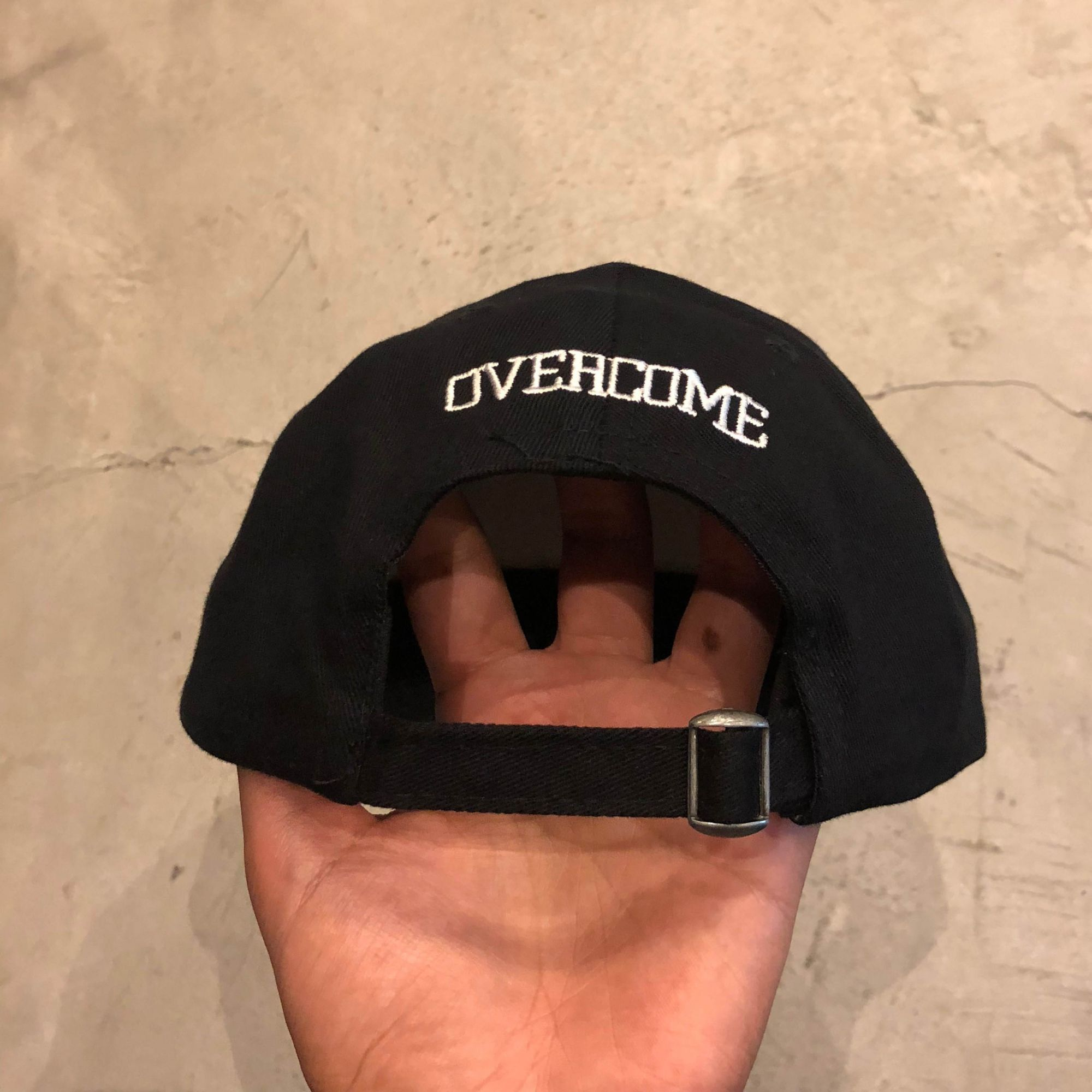 "Dad Hat Overcome ""Joker"" Preto"