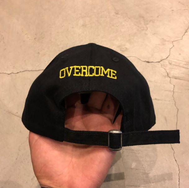 """Dad Hat Overcome """"Meteor"""" Preto"""