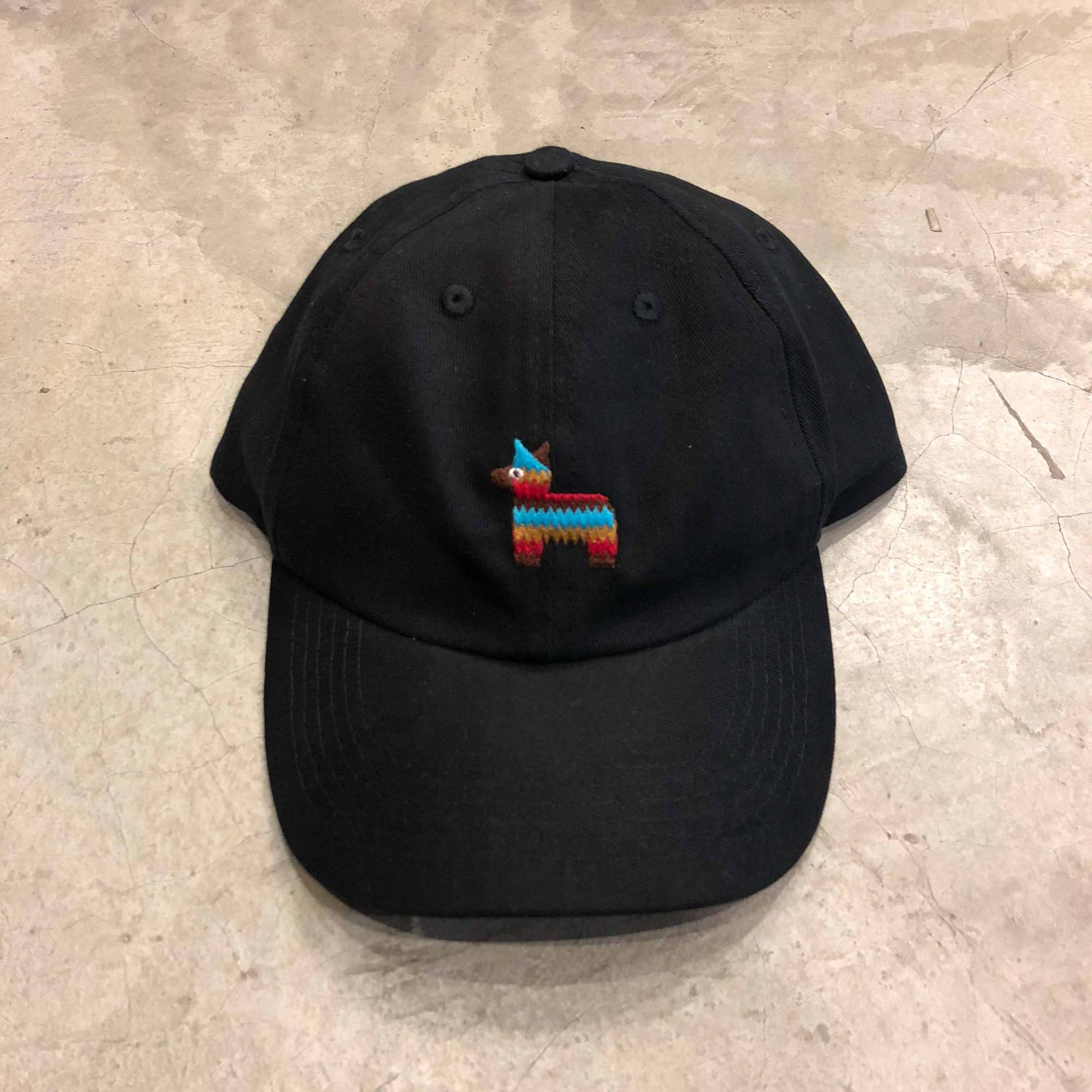 "Dad Hat Overcome ""Pinhata"" Preto"