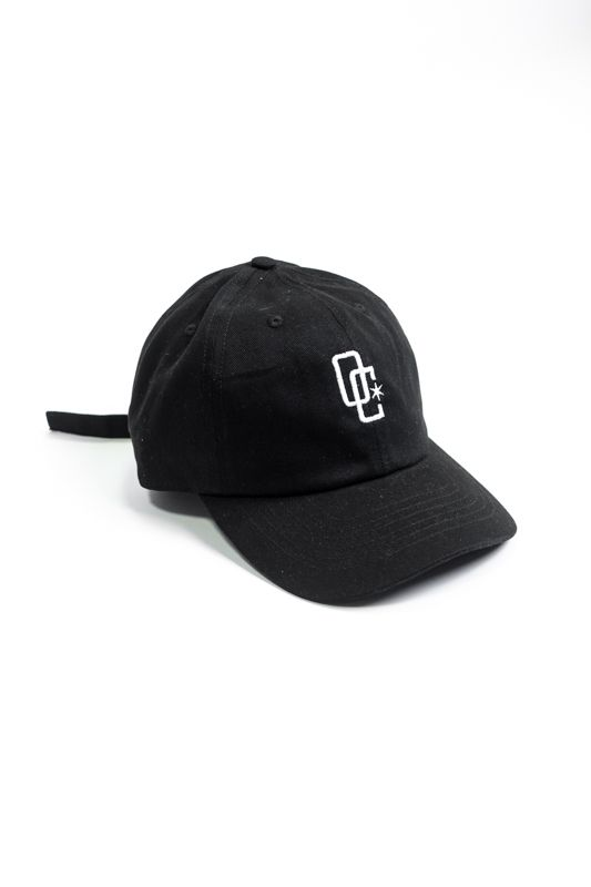 BONÉ DAD HAT OVERCOME CO PRETO BRANCO - Overcome Clothing 5d2e1d5e0d4