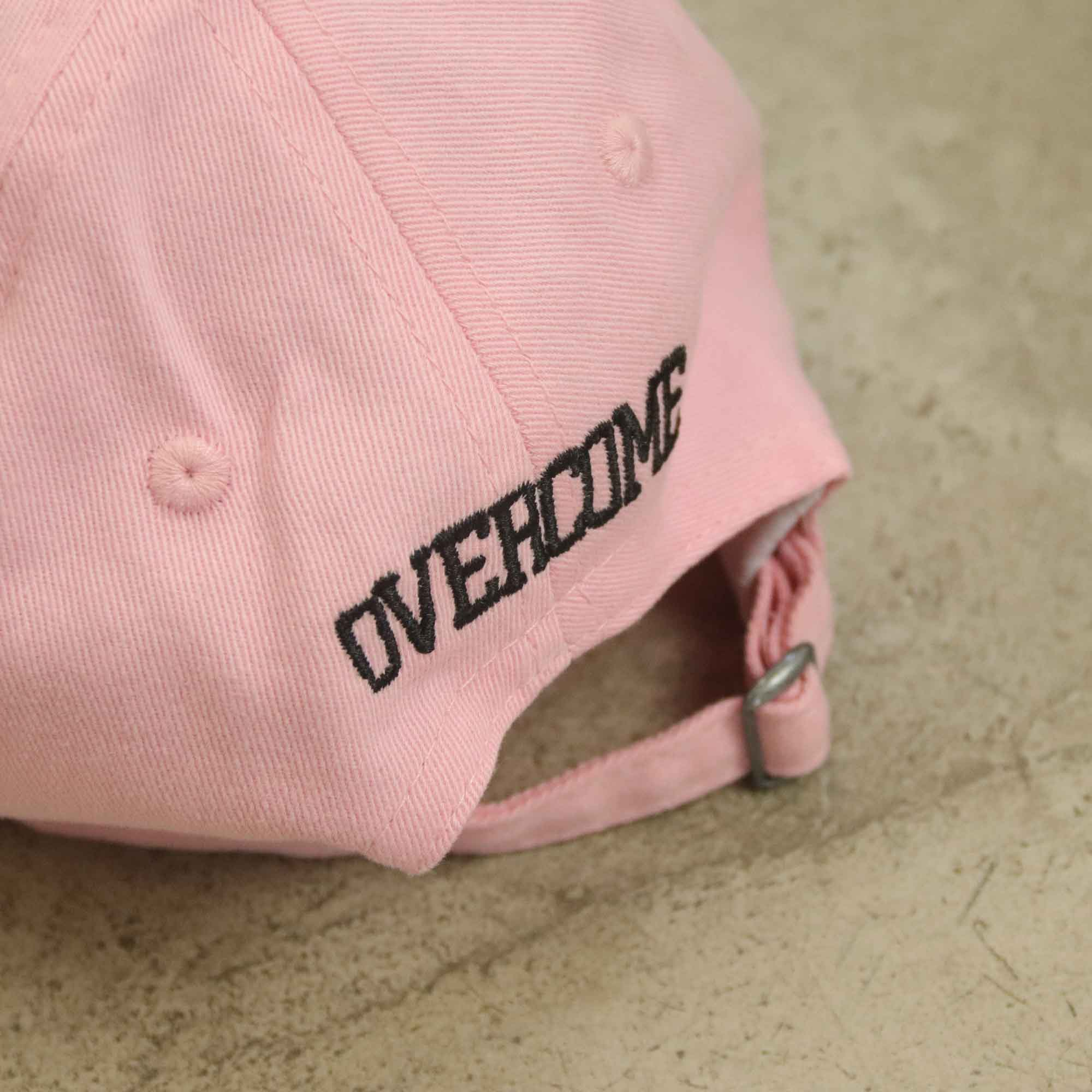 "Dad Hat Overcome ""Rosas"" Rosa"