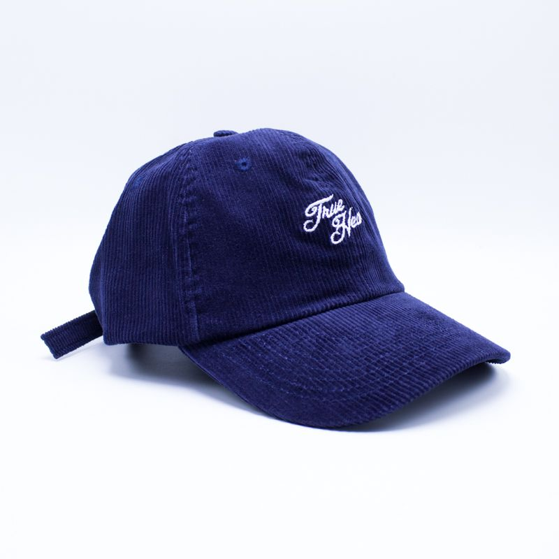 "Boné Dad Hat True Heart ""True Heart"" Azul"