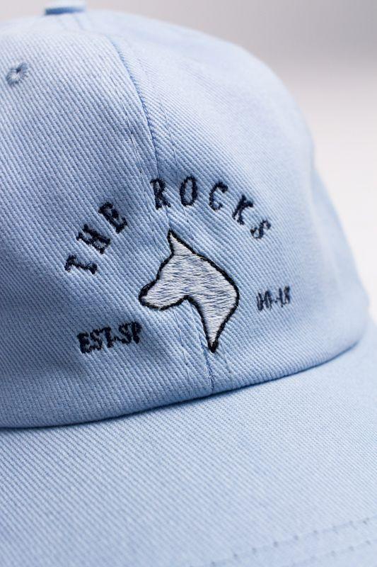 "BONÉ THE ROCKS ""DOGS"" AZUL"
