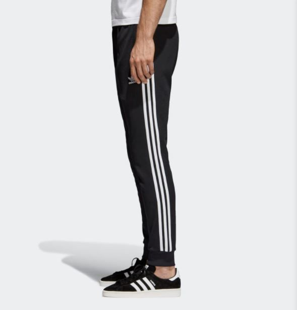 22a17a4d8 Calça Adidas SST TP Preta - Overcome Clothing