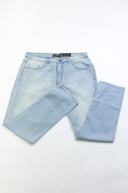 Calça Jeans All Dress Azul Clara