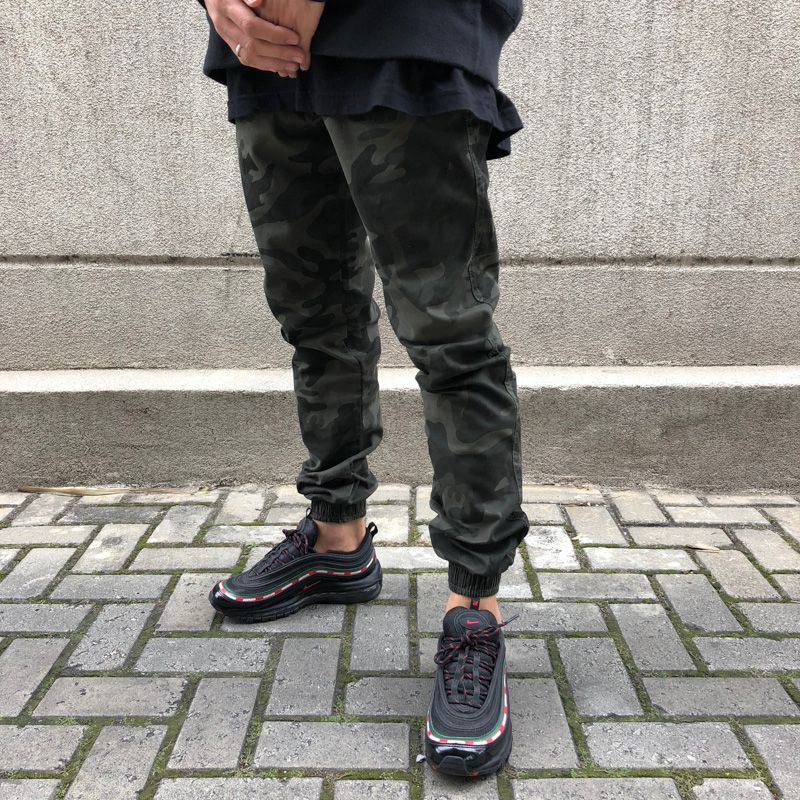 Calça Jogger The Rocks Camuflada