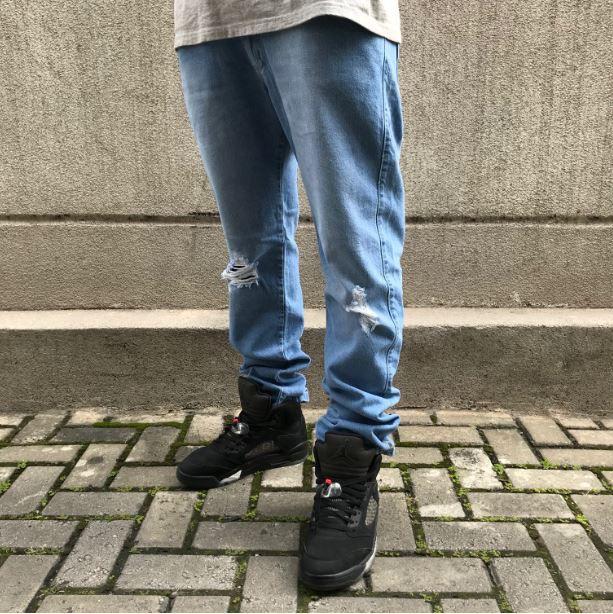 Calça Overcome CO Jeans