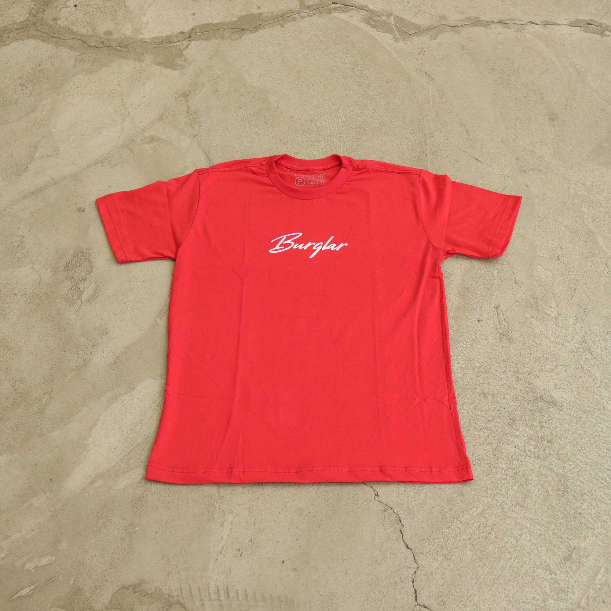 Camiseta Burglar