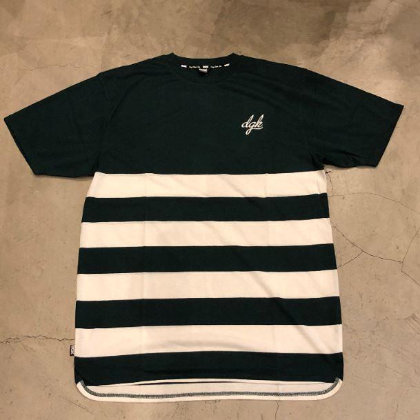 "Camiseta DGK ""Avenue S/S Knit"" Verde"